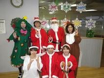 院内クリスマス会③