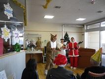 院内クリスマス会①