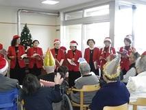 院内クリスマス会②