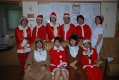 クリスマス会&12月誕生日会