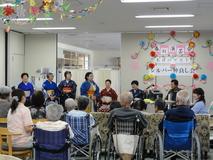 春の演芸会(木曜日)