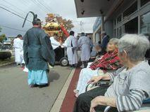 平成30年 足寄神社例大祭 神輿渡御参拝